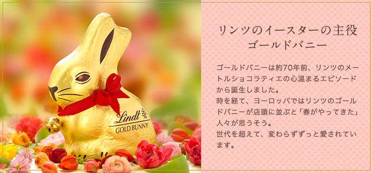 Gold Bunnyゴールドバニー