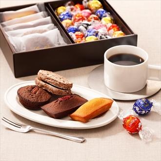 焼き菓子ギフト(リンドール&ミニサブレ)