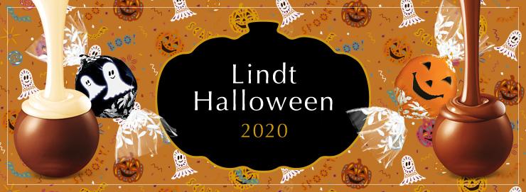 Lindt Happy Halloween2020