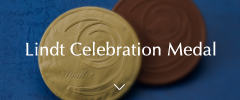 Lindt Celebration Medal