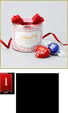 リンドールリボンギフト8個入り1,080円