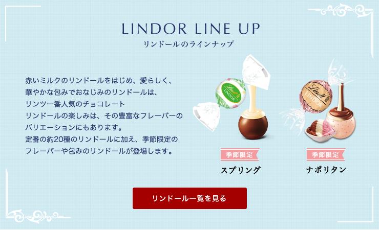 LINDOR LINE UP