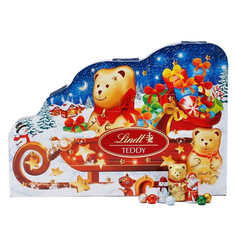 リンツチョコレート(Lindt)クリスマスマーケットアドベントカレンダー2018