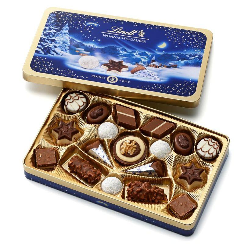 リンツチョコレート(Lindt)ミニプラリネウィンター100g