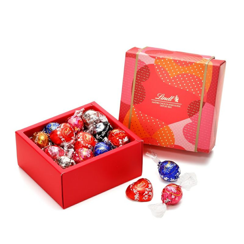 リンツチョコレートLindtバレンタインリンドールクラシックギフトボックス20個入り